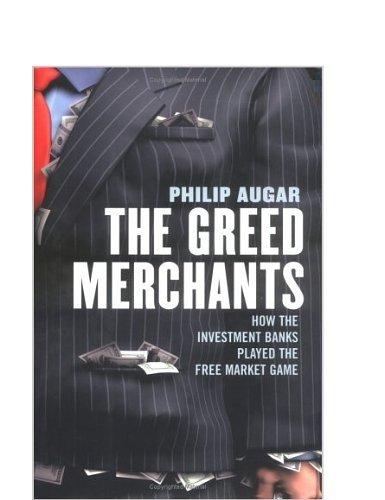 The Greed Merchants